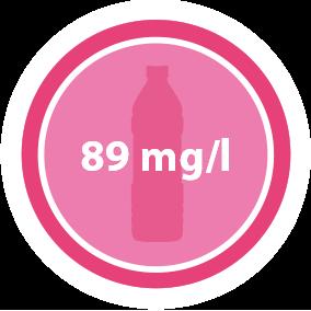 89 mg/l