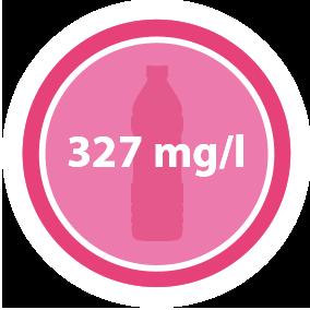 327 mg/l